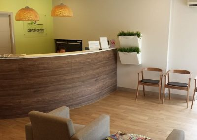 Port Macquarie Dental Centre Dentist Port Macquarie Reception Area