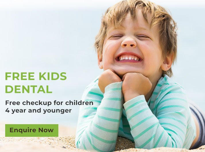 free checkup for children banner port macquarie