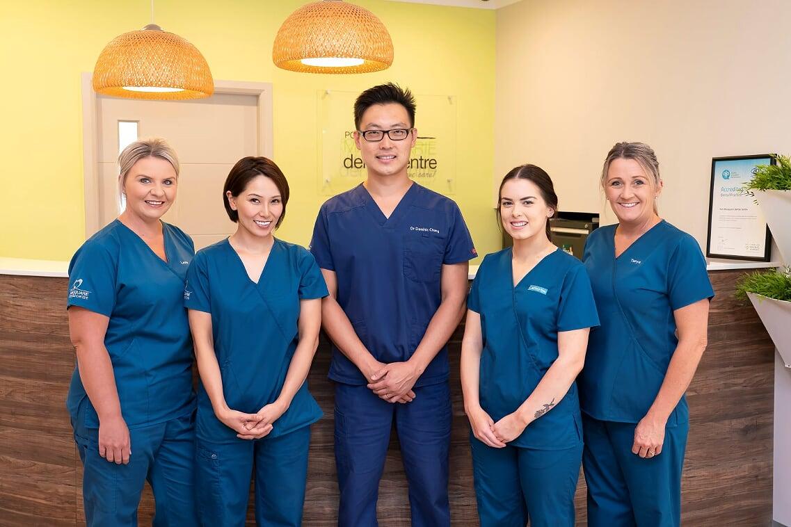 port macquarie dental centre dental team