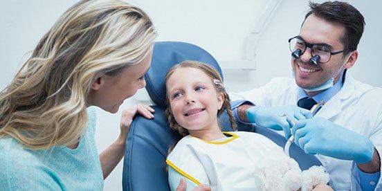 dentist crescent head