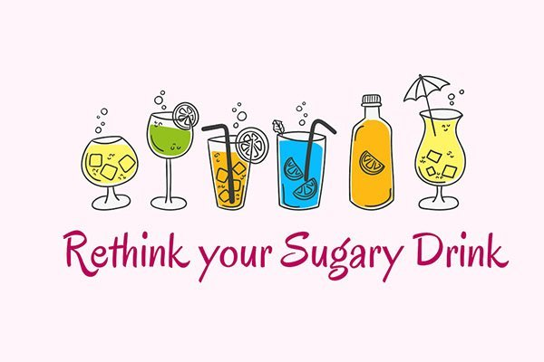 Dental Tips: Rethink Your Sugary Drink