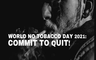 World No Tobacco Day 2021 in Port Macquarie: Commit to Quit!